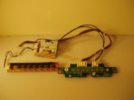 Lg Lg 23LX1R-MA I/R Board & Function Contro Board & ON/OFF Board - $23.76