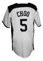 Shin-Soo Choo South Korea Baseball Jersey Button Down White Any Size image 2