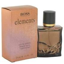 ELEMENTS by Hugo Boss Eau De Toilette Spray 1.6 oz (Men) - $70.08