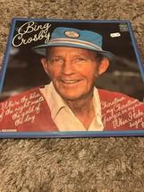 Bing Crosby - Where The Blue Of The Night Meets... - Vinyl Record LP Album - $10.11