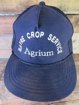 Sayre Crop Service Agrium Trucker Snapback Adult Hat Cap - $20.48