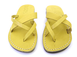 Leather Sandals for Women XSTRAP by SANDALIM Biblical Greek Roman Sandals - $39.44 CAD+
