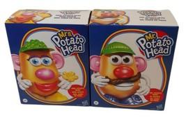 Original Hasbro Mr & Mrs Potato Head Classic Complete Set NEW  DISCONTINUED - $34.65