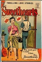 Sweethearts #41 1958-Charlton-romance art-VG/FN - $44.14