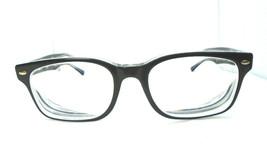 Ray-Ban 5286 2034 Black/Crystal 51-18-135 Eyeglasses Frames - $34.99