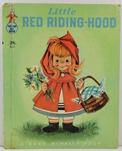 Little Red Riding Hood Tip-Top Elf Book - $2.99