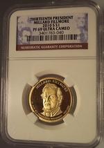 2010-S Millard Fillmore Presidential Series Proof Dollar NGC PF 69 UC #G031 - $12.99