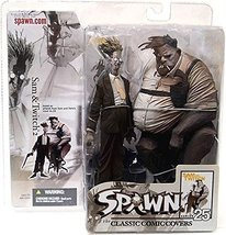 McFarlane Toys Spawn Classic Cover Series #25: Sam & Twitch 2 - Deluxe A... - $44.55