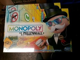 Hasbro Monopoly for Millennials Board Game - $48.50