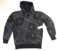 DVS SW/Ripper Zip Front Hoodie Size Medium BNWT - $49.99