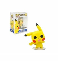 Pokemon Pikachu Waving Pop! Vinyl Figure #553 - $11.97