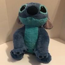 Disney Parks Lilo And Stitch Plush 15in - $22.27