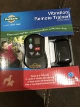 *PetSafe PDT00-14678 Vibration Remote Trainer OPEN NEW - €28,35 EUR