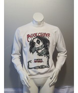 Alice Cooper Sweater (VTG) - The Nightmare Returns - Men's Extra Large  - $275.00