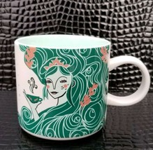 Starbucks Holiday 2018 Mermaid Siren Ceramic Mug 12 oz Coffee Tea Limite... - $42.99