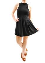 Free People Women's Authentic Layla Knit Mini Dress Black Size XS RRP £ ... - $75.25