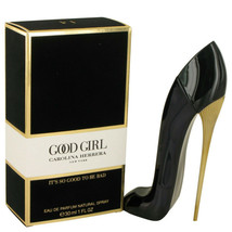 Good Girl By Carolina Herrera Eau De Parfum Spray 1 Oz For Women - $88.10