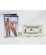 Twins Original Motion Picture Soundtrack Audio Cassette Tape 1988 Schwar... - $14.84