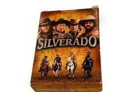 Silverado Playing Cards vtg poker deck Cowboy Western TV show Costner Glover usa - $16.40