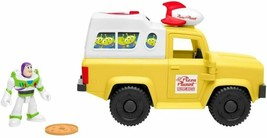 Fisher Price Imaginext Toy Story Buzz Lightyear and Pizza Planet Truck - $24.74