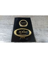 XXIO Golf Ball Premium Clip Marker NOT FOR SALE Rare A - $58.41