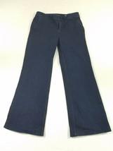 Lauren Jeans Co. Ralph Lauren Womens Jeans Dark Wash Boot Cut Stretch Si... - $20.56