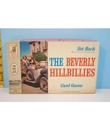 The Beverly Hillbillies Card Game - Milton Bradley 1963 - $30.68
