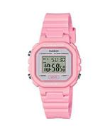 Casio - LA20WH-4A1 - Women's Classic Digital Quartz Resin Watch - Pink  - $25.69