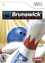 Brunswick Pro Bowling - Nintendo Wii [video game] - $19.96