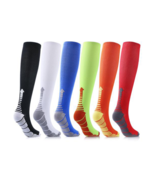 Atherton Extreme Fit 6-Pairs Knee High Unisex Sports Compression Socks L... - $19.88