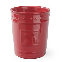 Signature Housewares Sorrento Collection Tool Jar, Ruby - $29.41