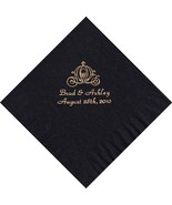 50 PERSONALIZED BEVERAGE cocktail NAPKINS in 24 hours - $15.35
