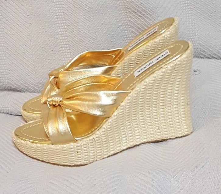 8a69c6a9916 Steve Madden Women Platform Wedge Heel Mule and similar items