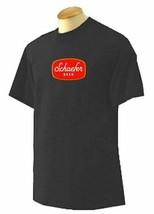 Schaefer Beer Black T-shirts Navy Gold Cardinal Red Adult Medium to 5XL - £12.29 GBP+