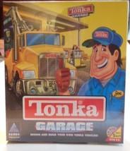 Tonka Garage Joe Trucks Hasbro Windows System Repair Build Cdrom 5 & Up Tow Dump - $10.89