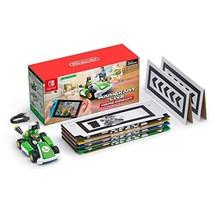 Nintendo mario kart live home circuit luigi game breaker sent jpn - $174.23