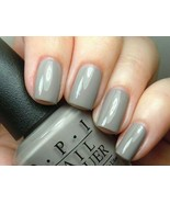 OPI Touring America SUZI TAKES THE WHEEL Concrete Gray Nail Polish Lacqu... - $8.21