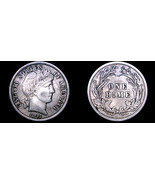 1911-P Barber Dime Silver - $69.99