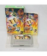 Nintendo SNES Super Bomberman 4 Boxed Working SFC Games 2002-115 - $19.39