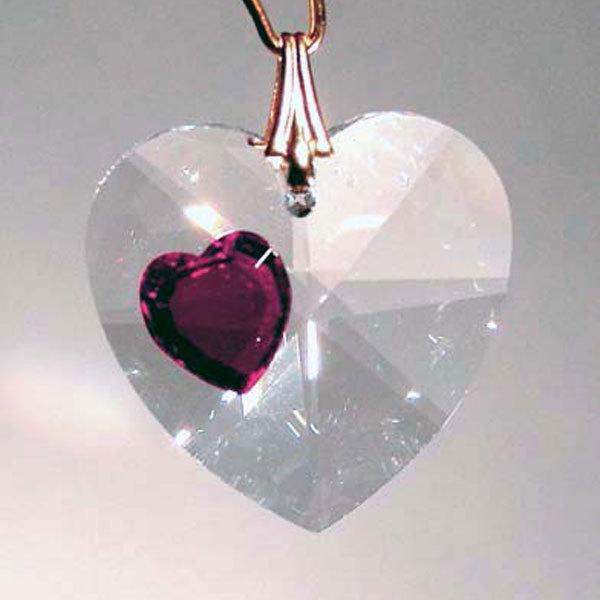 Crystal heart ep120d