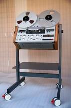 NEW CUSTOM MADE Cart Stand for Revox A-77 B-77 C-270 PR-99 etc Reel Reco... - $287.05