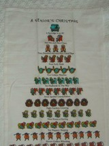 David Price Senior's Christmas 12 Days Of Christmas Kitchen Funny Towel ... - $19.77