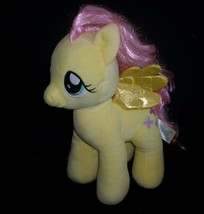 Construction bear my little pony yellow pegasus fluttershy plush toy animal - $30.49