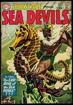 Showcase Comics #29 1960- Sea Devils- Russ Heath- Grey tone cover VG- - $103.06