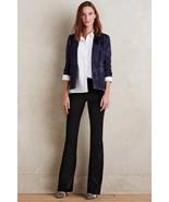 Womens New Citizens of Humanity Velvet Flare Jeans 26 USA Black High Ris... - $140.00