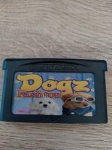 Nintendo Game Boy Advance GBA Dogz Fashion image 2