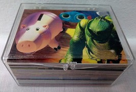 TOY STORY TRADING CARDS - $12.86