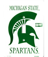 Michigan State Spartans Aluminum Novelty Single Light Switch Cover - $7.95