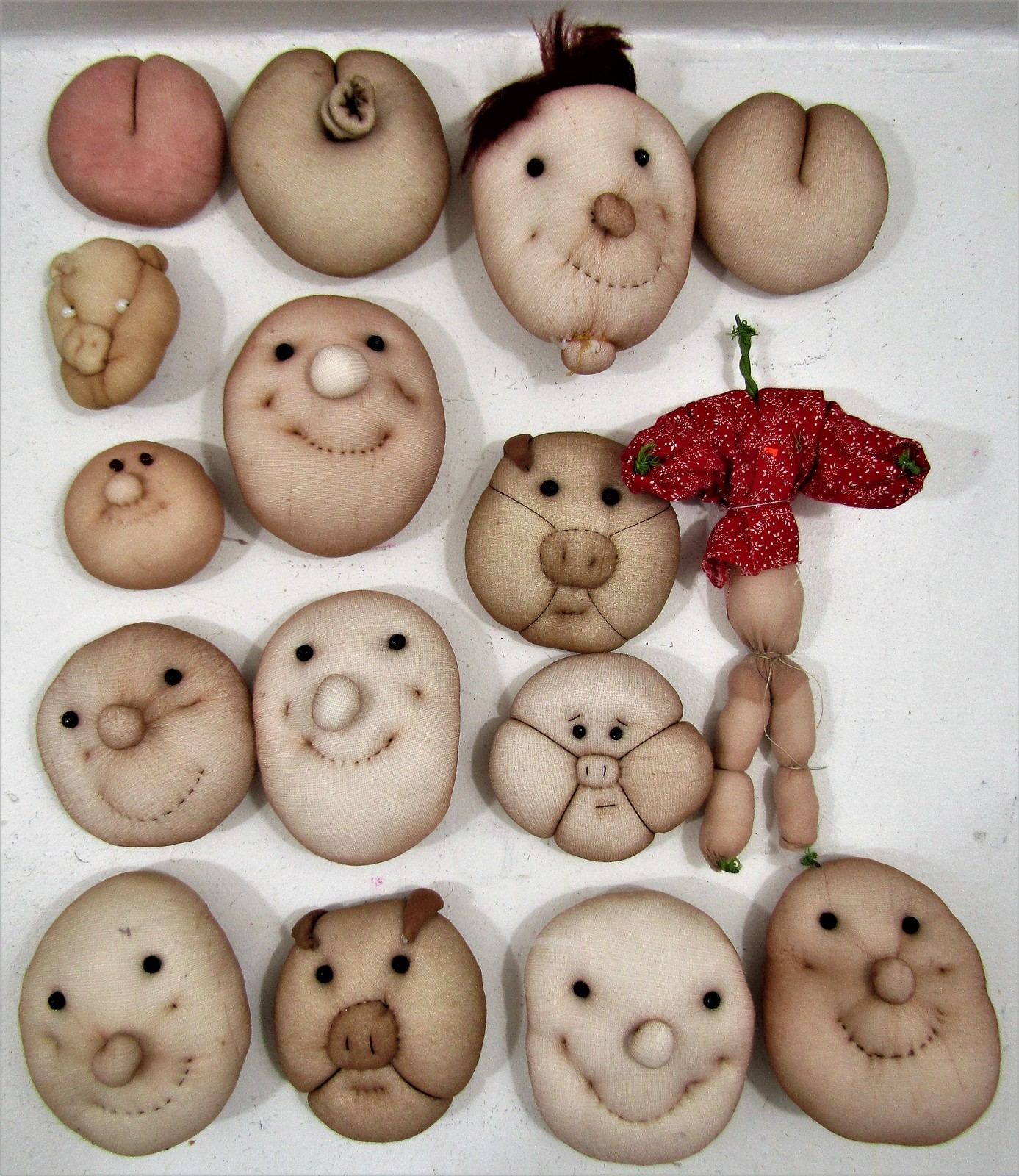 Doll-Making Lots   Hudson, Michigan   Shipping Overages Reimbursed