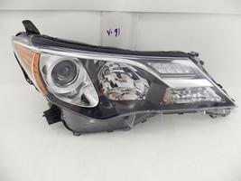Oem Head Light Headlight Lamp Headlamp Toyota RAV4 13 14 15 Nicked Mount Rav 4 - $94.05